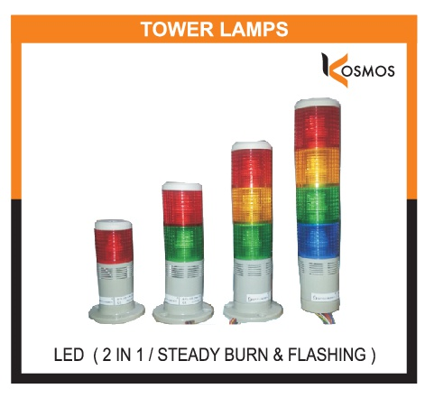 TOWER LAMPS